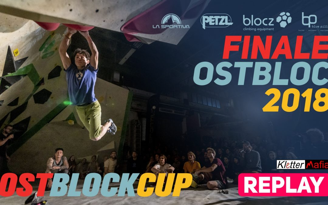 Livestream – Ostblock Cup 2018 | Berlin